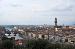 佛罗伦萨,托斯卡纳,意大利 库存照片