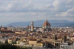 佛罗伦萨,托斯卡纳,意大利 免版税图库摄影