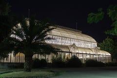 佛罗伦萨, Giardini dell'Orticultura的温室 图库摄影