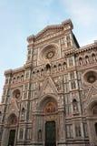 佛罗伦萨-中央寺院二佛罗伦萨 库存照片