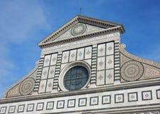 佛罗伦萨-新圣母大殿 免版税库存照片