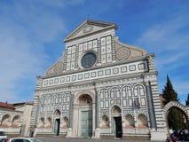 佛罗伦萨-新圣母大殿 免版税库存图片