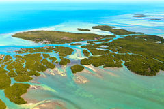 佛罗里达关键字 免版税图库摄影
