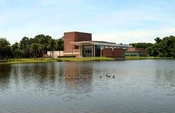 佛罗里达南的州立学院 库存图片