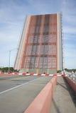 佛罗里达吊桥 库存照片