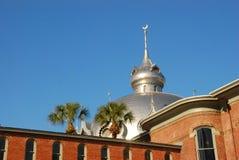 佛罗里达坦帕大学 免版税库存照片