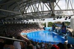 佛罗里达奥兰多海运世界 图库摄影