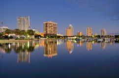 佛罗里达彼得斯堡st 免版税库存图片