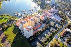 佛罗里达彼得斯堡st 免版税图库摄影