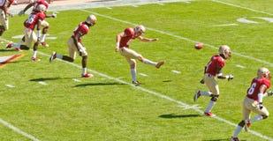 佛罗里达橄榄球州立大学 库存照片