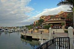 佛罗里达海岛marco 库存图片