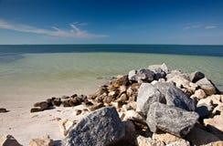 佛罗里达海湾墨西哥 免版税库存照片