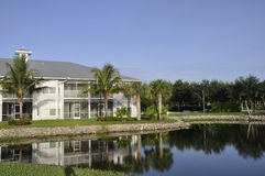 佛罗里达现代手段 免版税库存照片