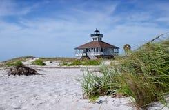 佛罗里达西海岸灯塔 免版税图库摄影