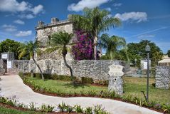 佛罗里达迈阿密公园 免版税库存照片