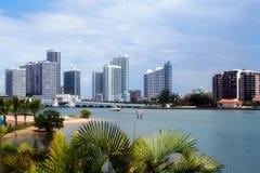 佛罗里达迈阿密 库存图片