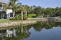 佛罗里达那不勒斯手段 免版税库存图片