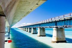 佛罗里达锁上美国 免版税图库摄影