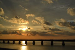 佛罗里达风景 免版税库存照片