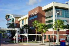 佛罗里达医院在坦帕 免版税图库摄影