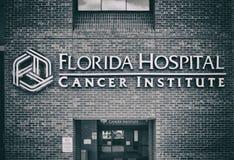 佛罗里达医院巨蟹星座学院 库存图片