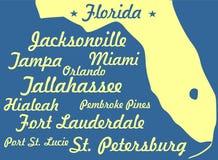 佛罗里达 免版税图库摄影