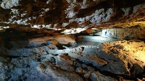 佛罗里达洞穴 库存照片