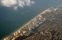 佛罗里达Fort Lauderdale 库存照片