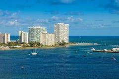 佛罗里达Fort Lauderdale 库存图片