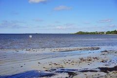 佛罗里达hernando海滩 库存照片