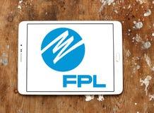 佛罗里达Power & Light, FPL, Company商标 免版税图库摄影