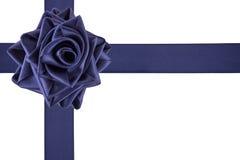 作为玫瑰被栓的丝带 免版税库存图片