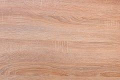 作为纹理的木书桌与自然木样式 库存图片
