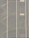 现代大厦的格子 图库摄影