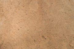 作为背景和纹理使用的橙色地面 免版税图库摄影