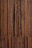 作为背景板条时髦木 免版税库存照片
