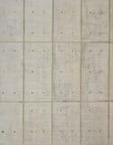 作为背景的优美的水泥墙壁 免版税库存照片
