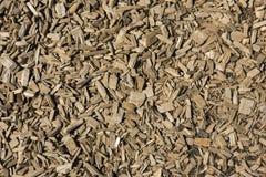 作为背景的切好的木头 免版税库存照片