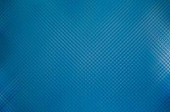 作为背景的抽象蓝色网格图形 库存图片