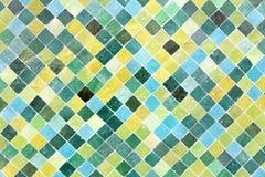 作为背景的摩洛哥地板马赛克 库存图片