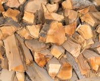 作为背景的木柴 免版税库存图片
