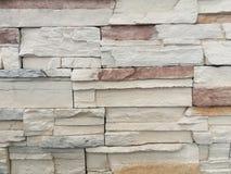 作为背景的石墙用途 免版税库存照片