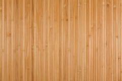 作为背景的竹席子 免版税库存图片
