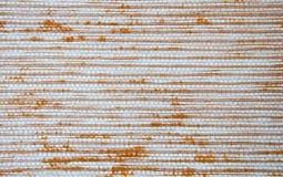 作为背景的纤维织法 图库摄影