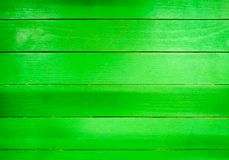 作为背景的绿色木纹理 免版税库存照片