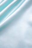作为背景蓝色典雅丝绸使光滑 库存图片