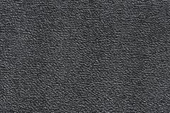 作为背景,纹理的波纹状的黑暗的金属表面 图库摄影