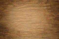 作为背景grunge老面板使用的木头 木头的褐色接近的纹理 免版税库存图片