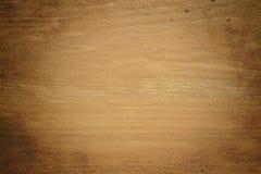 作为背景grunge老面板使用的木头 木头的褐色接近的纹理 库存照片
