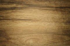 作为背景grunge老面板使用的木头 木头的褐色接近的纹理 免版税库存照片